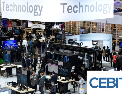 cosinuss°at Europe's Business Festival for Innovation & Digitization, CEBIT 2018: