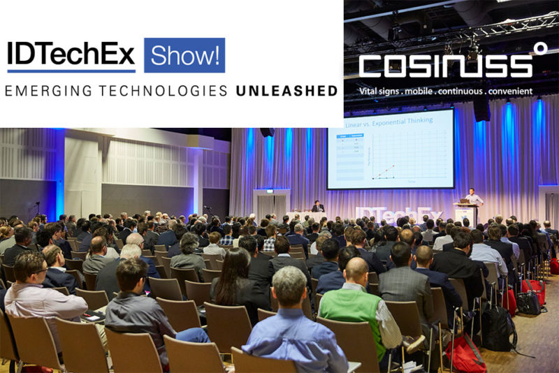 Audience at the keynote speech at the ID Tech Ex Show