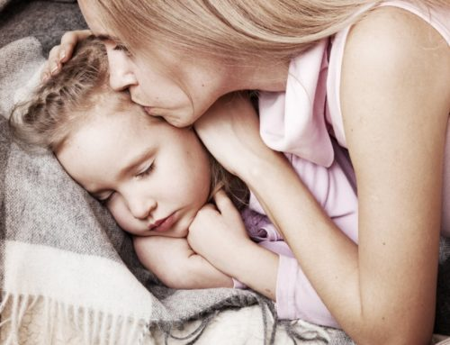 When kids have fever – the most important questions and answers