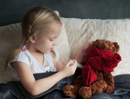 Activities for kids on sick days
