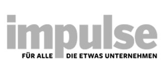 Logo of the Impuls Magazin