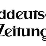 Logo of the Sueddeutsche Zeitung