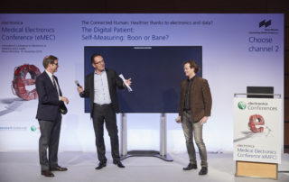 Prof. Halle, Josef Lechner, Dr. Johannes Kreuzer