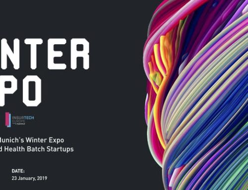 Winter Expo at Plug&Play, Roche and Startup Creasphere