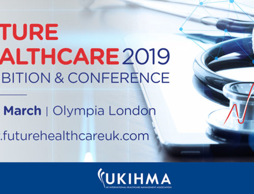 cosinuss° at Future Healthcare 2019 Exhibition & Conference