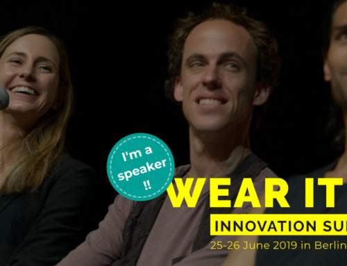 cosinuss° auf dem Wear It Innovation Summit