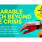 Cosinuss at Wear It Live: Wearable Tech beyond the crisis