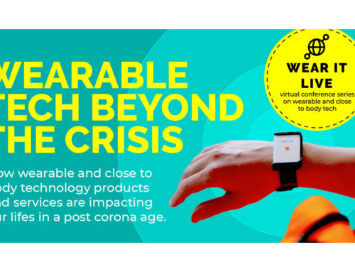 Wear It Live: Wearable Tech beyond the crisis