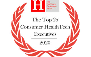 cosinuss award the top 25 consumer healthtech executives 2020