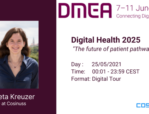 DMEA-Connecting Digital Healthcare 2021